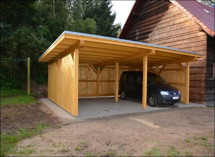 carport mit holz verkleiden. Black Bedroom Furniture Sets. Home Design Ideas