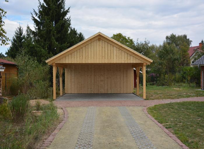 carport und carports vom carportbauer in berlin und brandenburg auch in mecklenburg vorpommern. Black Bedroom Furniture Sets. Home Design Ideas
