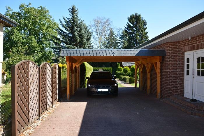 Carport-Panketal