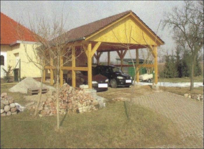 Holztechnik_Bernickel_Fachwerkcarport_Carport_aus_Holz_Doppelcarport